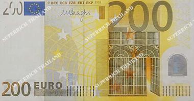 1200 baht euro